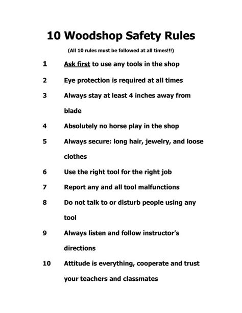 woodwork safety 47 best images about tvl lab on benefits