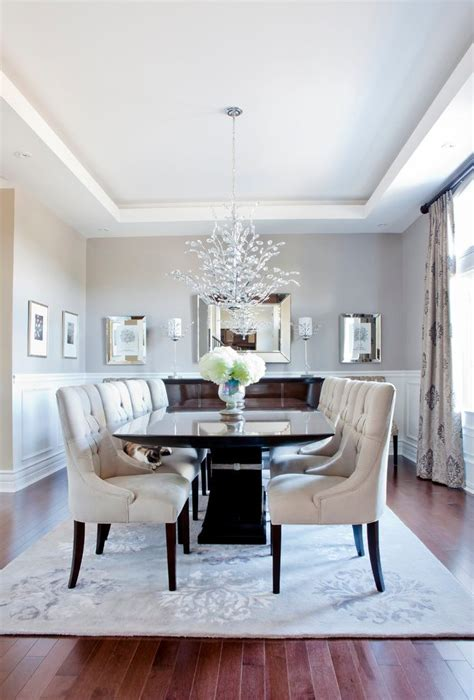 houzz dining chairs dining chairs houzz dining room transitional with light