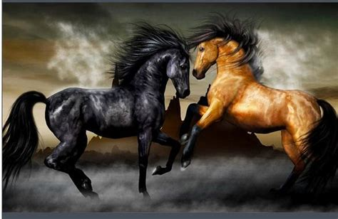 Cheap Wall Murals Wallpaper popular horse wallpaper buy cheap horse wallpaper lots