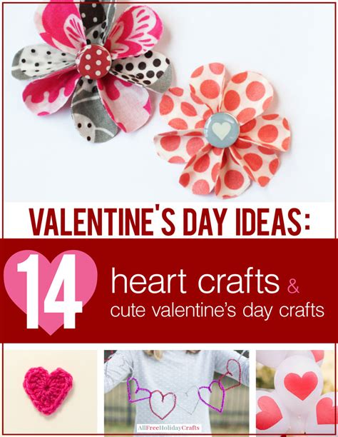 valentines day craft projects quot s day ideas 14 crafts and