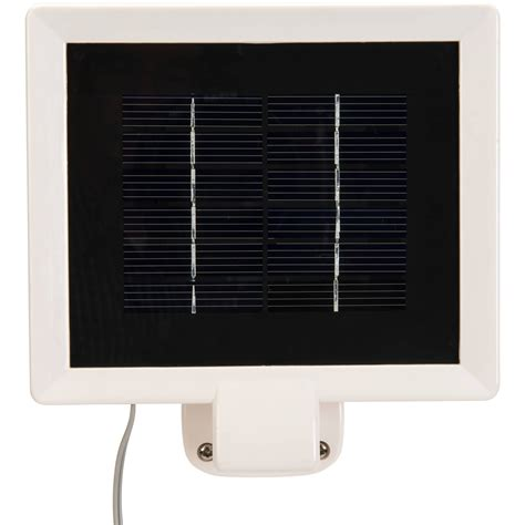 solar motion activated security light brinks led solar powered motion activated security light