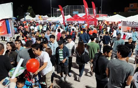 festival los angeles 41st l a korean festival attracts 400 000 to food