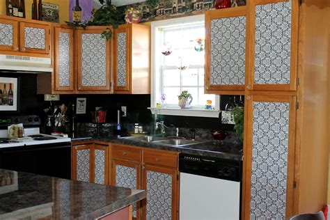 kitchen cabinets makeover dimestore diy fabulously frugal kitchen cabinet