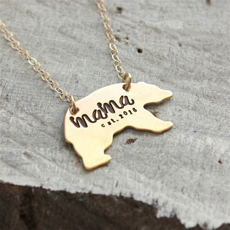 gift necklace necklace mothers day gift momma necklace
