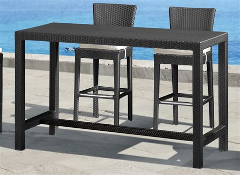 patio table bar height how to choose the right bar height patio furniture bar