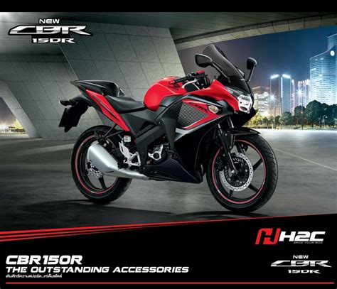 Modified Honda Cbr 150 by Check Out The New Cbr 150r Colors In Thailand Autopromag