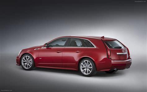 2012 Cadillac Cts V by Cadillac Cts V Wagon 2012 Widescreen Car Wallpaper