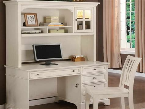 desk with small hutch small white writing desk with hutch and armless chair