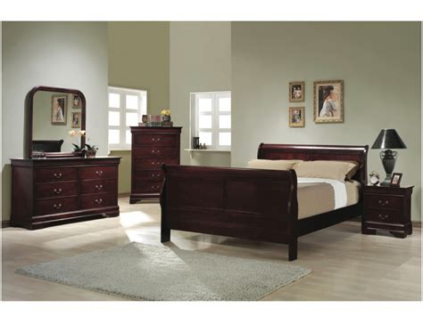 the range bedroom furniture louis philippe bedroom range