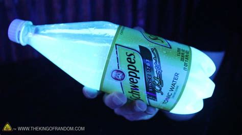 how to make glowing water how to make glowing oobleck from potatoes tonic water