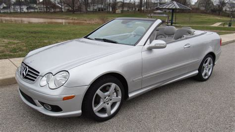 2005 Mercedes Clk500 by 2005 Mercedes Clk500 Convertible G135 1 Kissimmee