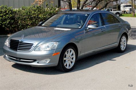 2007 Mercedes S 550 by 2007 Mercedes S Class S550 4matic