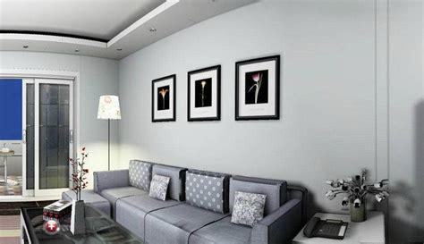 livingroom wall living room gray sofa 3d house