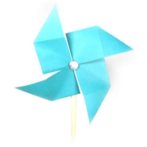 how to make a origami pinwheel how to make a traditional origami pinwheel page 1