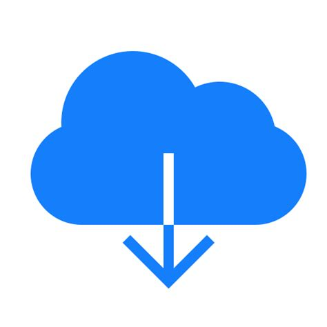 Cloud, download icon | Icon search engine
