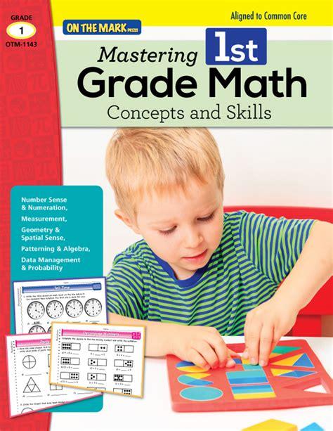 pre algebra concepts mastering essential math skills mastering grade math concepts and skills 057883