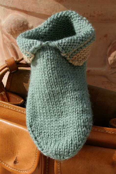 free patterns for slippers to knit slipper knitting patterns in the loop knitting