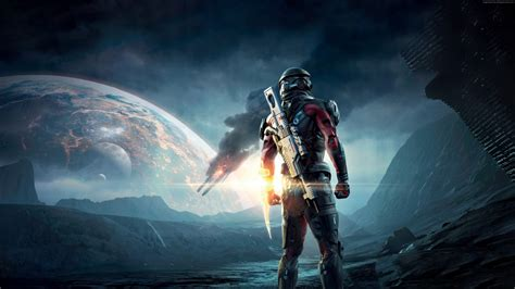best wallpaper wallpaper mass effect andromeda mass effect shooter