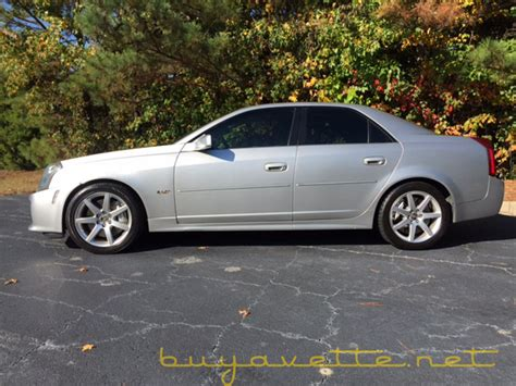 Cadillac V For Sale by 2006 Cadillac Cts V For Sale