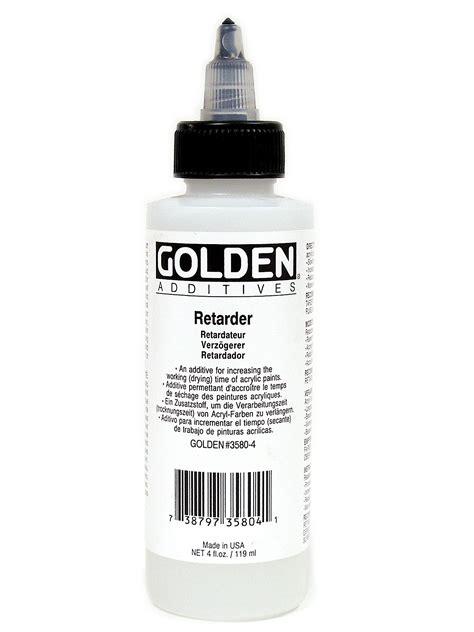 acrylic painting retarder golden acrylic retarder misterart