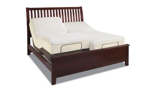 tempur pedic bed frame adjustable tempurpedic adjustable bed frame tempurpedic ergo