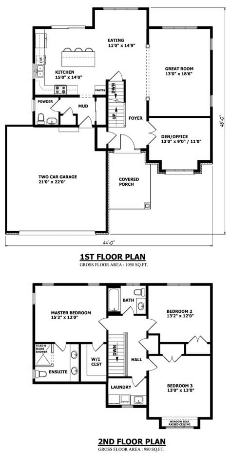 two storey house design and floor plan optimum 2 storey house plans 1228 home design