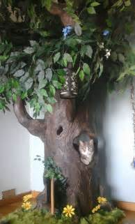cats real trees cat trees that look like real trees hiddenhollowcattrees