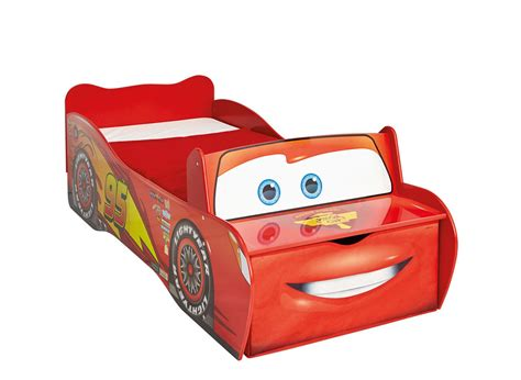bed cars disney cars toddler bed with storage dreams