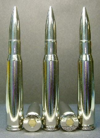 50 Bmg Specs by 10ct 50 Bmg 50 Cal M 1 Ammo Nickel For Sale