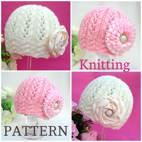 how to knit a newborn baby hat knitting pattern baby beanie knit pattern baby hat baby