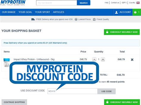 Myprotein Discount Codes 2017 Save Up To 30