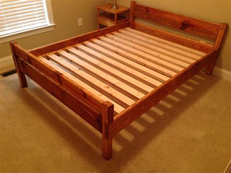 gorgeous bed frames interior design 16 gorgeous diy bed frames the budget