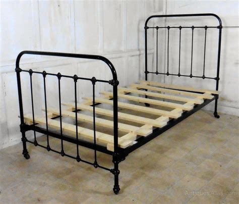 antique iron bed single iron bed antiques atlas