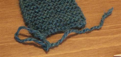 finishing knitting finishing knitting how to bind needles and how