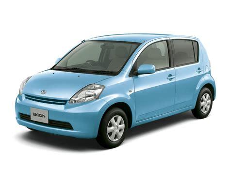 Daihatsu Boon by автомобиль Daihatsu Boon 2004 2010 года технические