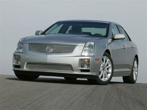 2006 Cadillac Sts V by 2006 Cadillac Sts V Supercars Net