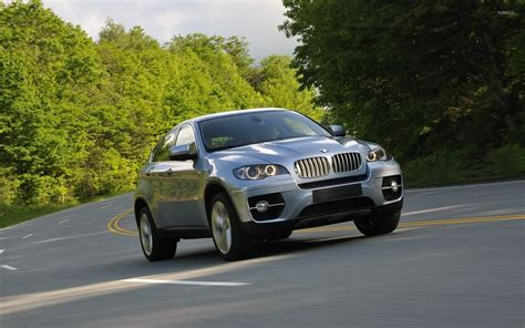 Car Wallpapers Bmw X6 by Bmw X6 7 Wallpaper Car Wallpapers 39579