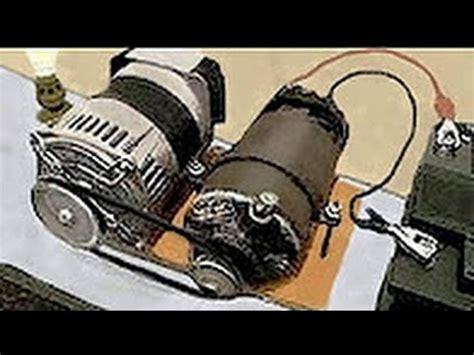 Vand Motor Electric 220v by Motor Generator