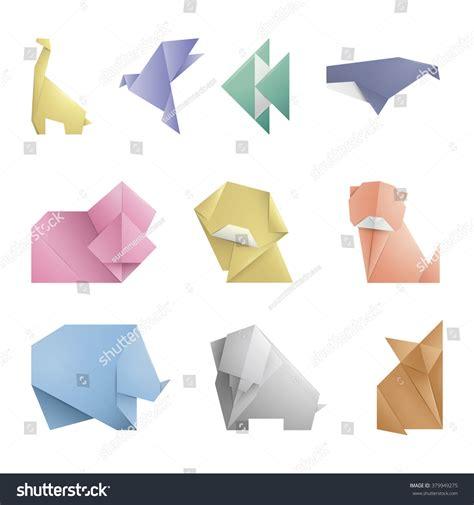 origami farm animals collection 10 simple origami symbolicon animalsorigami