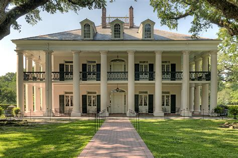 Southern Plantation Floor Plans baton rouge plantation country our great american adventure