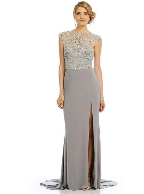 beaded bodice lasting moments cap sleeve beaded bodice gown 2381289