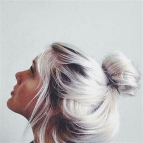 high lighted hair with gray roots 50 lavish gray hair ideas you ll love hair motive hair