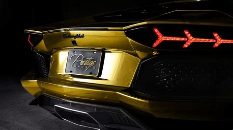 Car Exhaust Wallpaper by Cars Lamborghini Lamborghini Aventador Exhaust Lamborghini
