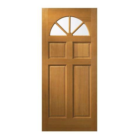 home depot wood doors exterior wood doors front doors doors the home depot