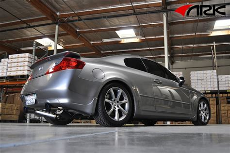 03 G35 Coupe by Ark Grip Infiniti G35 Coupe 03 06