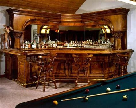 home bar designs traditional home bar design nestled in a corner decoist
