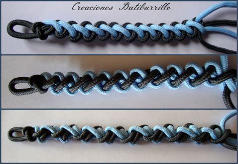 nudo de pulsera creaciones batiburrillo pulseras de nudo rizado y variantes