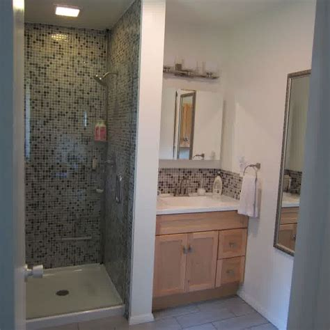 Accessible Bathroom Design the 25 best small shower stalls ideas on pinterest