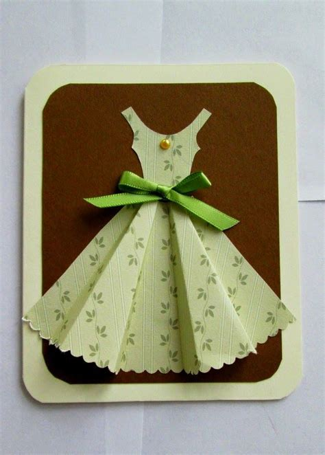 3d origami card 25 best ideas about origami dress on diy