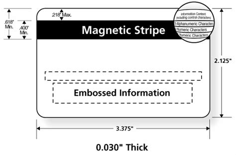 how to make a magnetic card iso magnetic stripe card standards q card